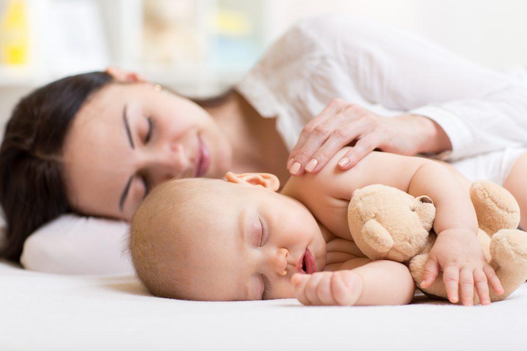 Bezpečné spoločné spanie