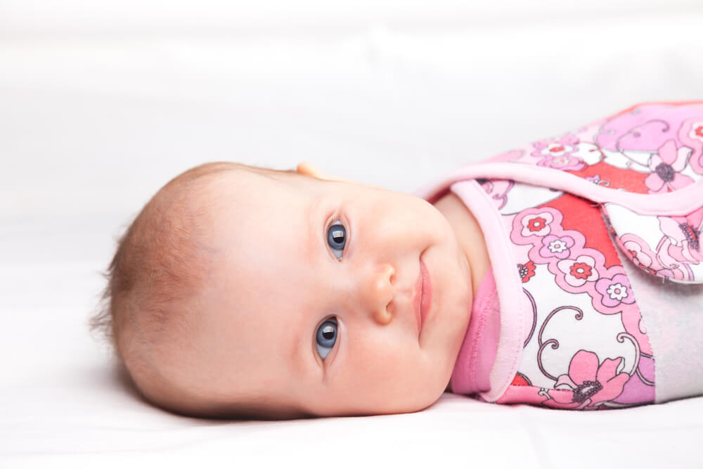 častý večerný plač novorodenca