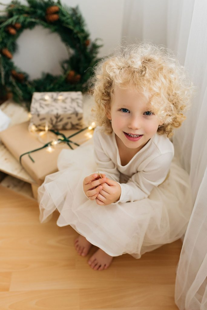 Vianoce s dieťatkom