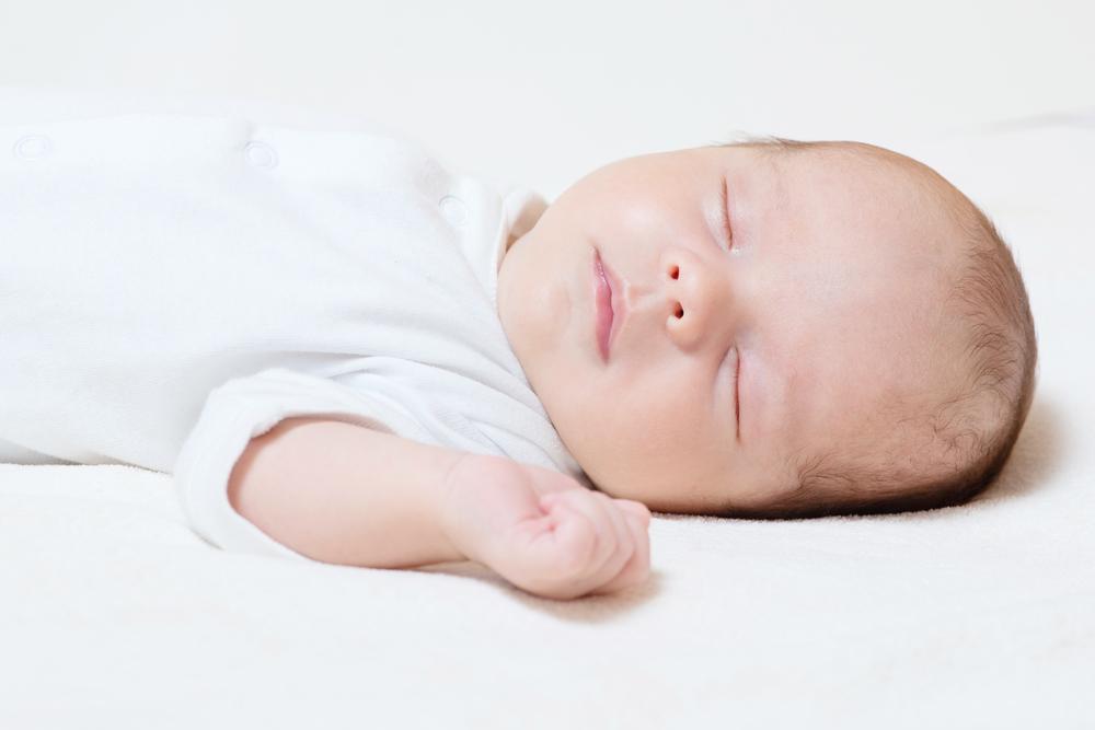 Bezpečný spánok bábätka