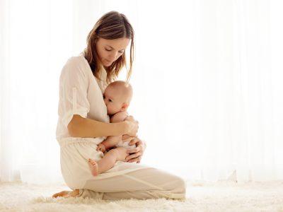 Odmietanie jedného prsníka pri dojčení